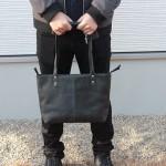ハレルヤの『牛革レザートートバッグ』を購入した使用感