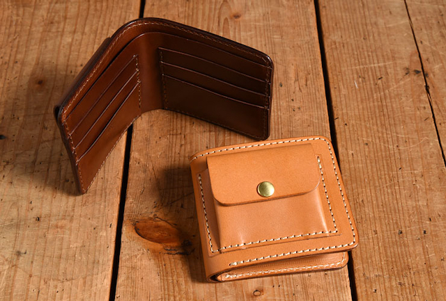 HERZ(ヘルツ)二つ折り財布(WS-7)