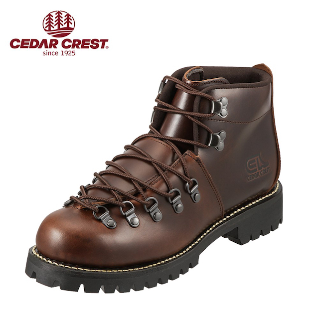 CC-1574 メンズ | ブーツ | 本革 | ダークブラウン