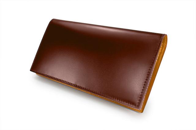 ファスナー小銭入れ付き長財布