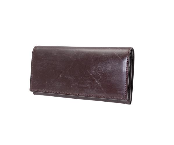 アーネストウォレット 被せ長財布