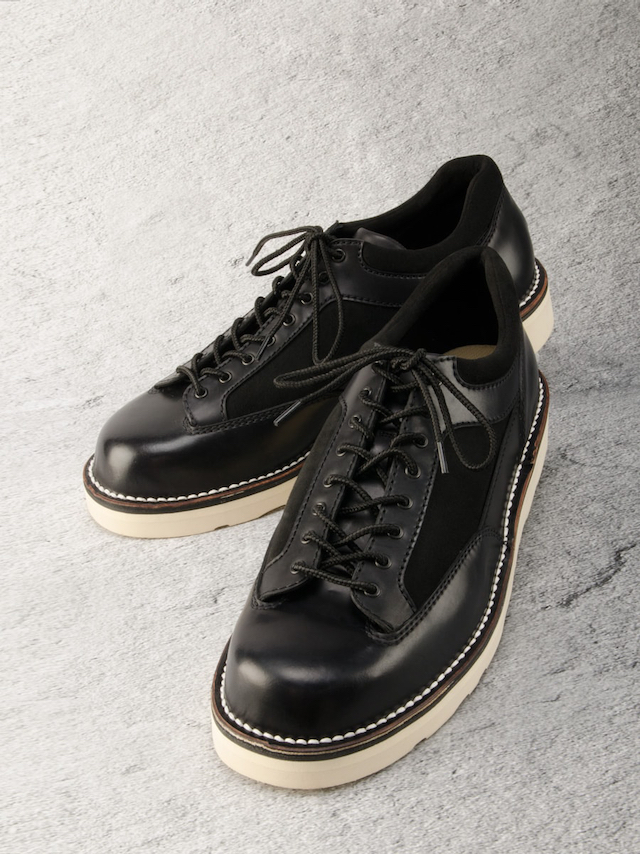 CORDOVAN LACEUP SHOES