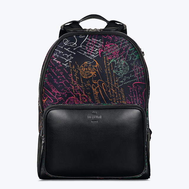 Time-Off Nylon Scritto Backpack