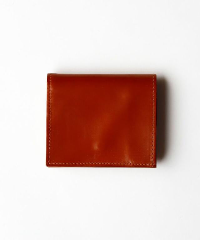 コンパクト折り財布