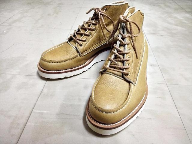 Deerskin Work Boots [175]
