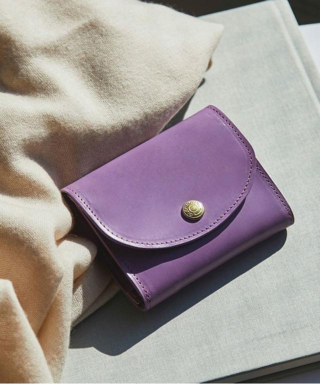 フラップ付きミニ財布(グレイスコレクション)