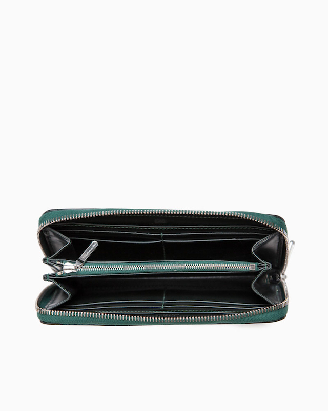 S2622 LONG ZIP WALLET / BRIDLE