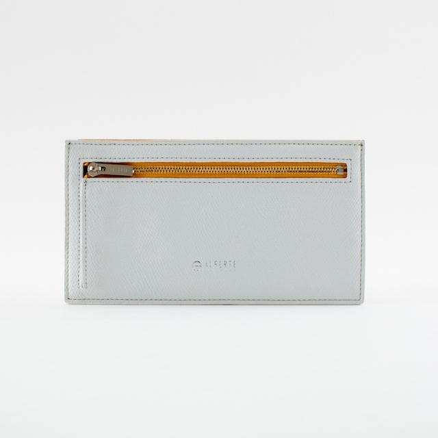 ASB121 フラップレス長財布
