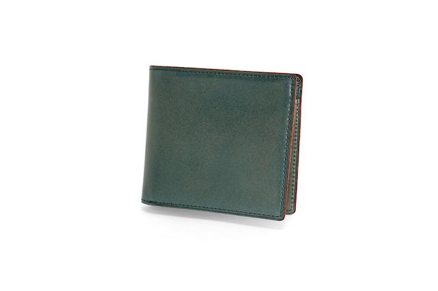 CORDOVAN LUCIDA (コードバンルチダ) 二つ折り財布