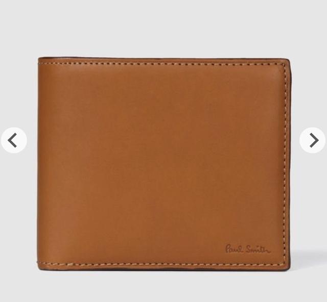オールドレザー 2つ折り財布