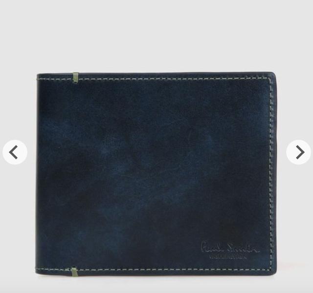 PCステインカーフ 2つ折り財布