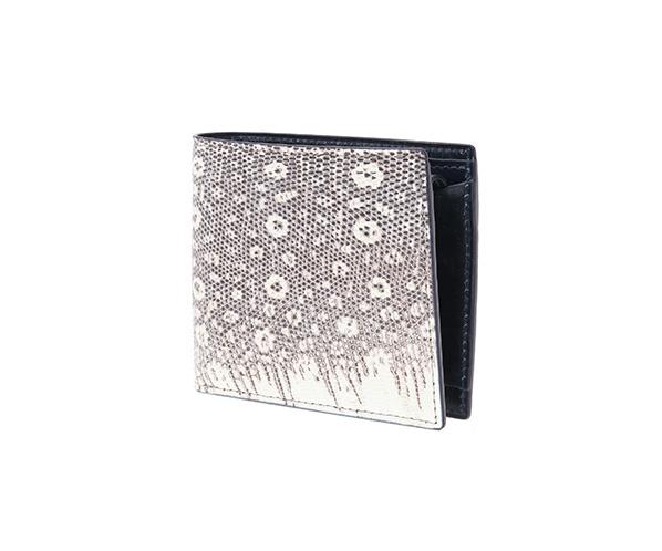 アーネストウォレット(リングトカゲ) 二つ折り財布