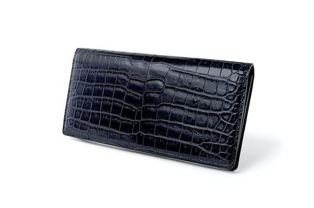SMALL CROCO (スモールクロコ)長財布