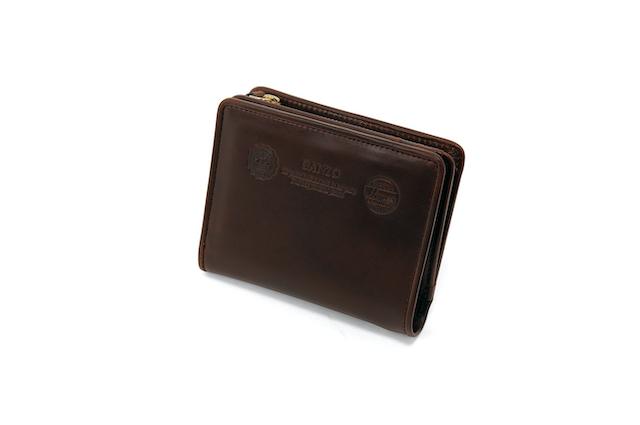 GH5 Lファスナー二つ折り財布