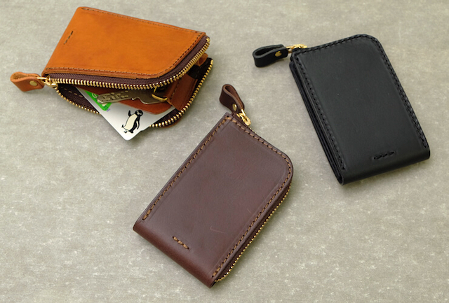 カードポケット付きキーケース(GS-60
