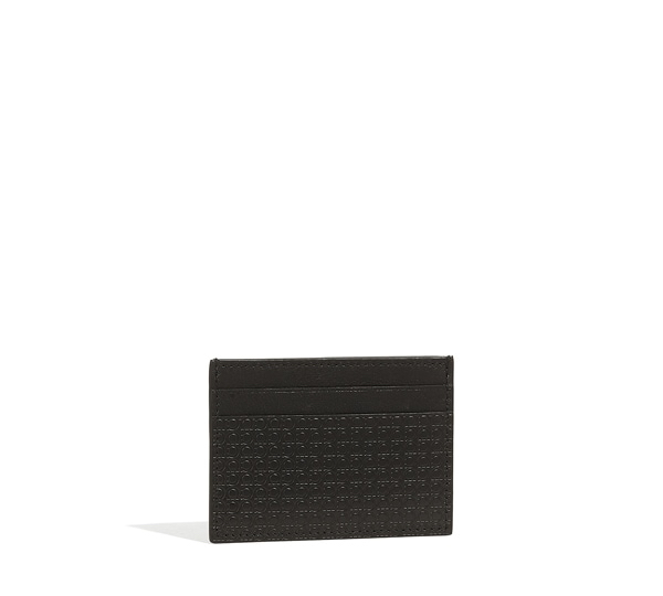 マネークリップ付きカードケース