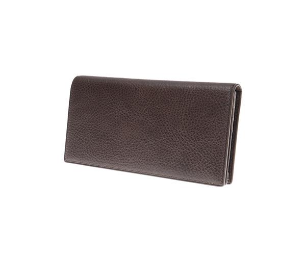 アテナ フラップ長財布