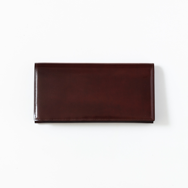 CORDOVAN -Long wallet-