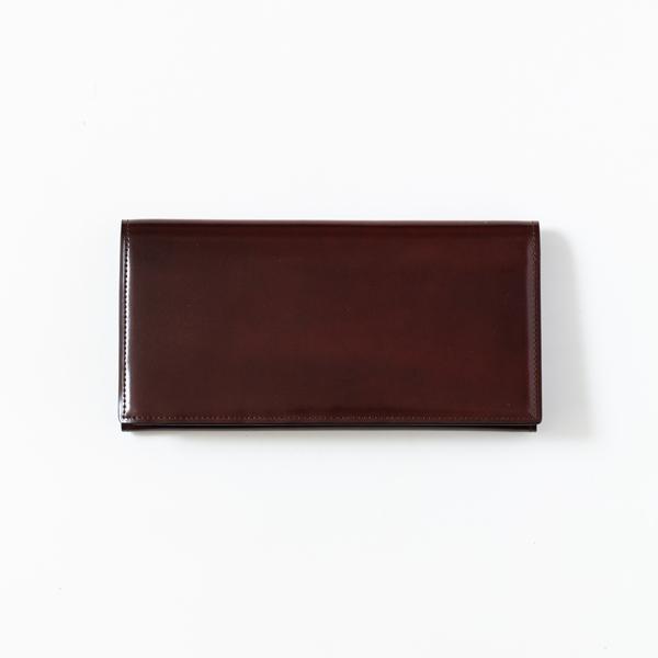 CORDOVAN -Long wallet-